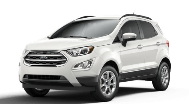 New 2019 Ford EcoSport SE SUV in Aberdeen, SD